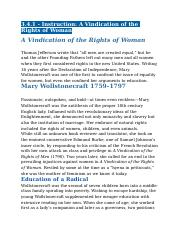3.4.1 - Instruction - A Vindication of the Rights of Woman.docx