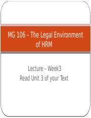 Lecture_3_-_The_Legal_Environment_of_HRM