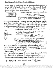 Physics notes  Ampere's Law
