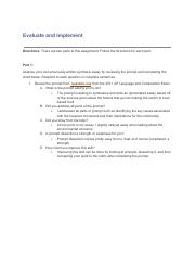 7.07 Evaluate and Implement.pdf
