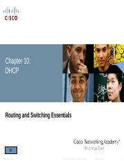 CCNA 2 RS PPT_Chapter 10