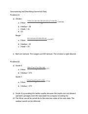 Summarizing and Describing Numerical Data assignment.docx