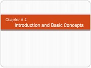 Chapter 01 (Introduction and Basic Concepts)
