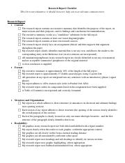 Research Report Checklist.pdf