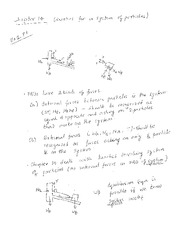 Week7_class_notes - System of Particles