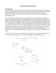 7 Pages Hawaii Seamount