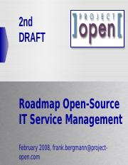Project-Open-IT-Services-Management-Roadmap.ppt