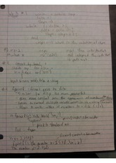 Scientific programming notes while loops and fprintf