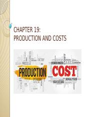 Chapter 19 - Production & Costs.pptx