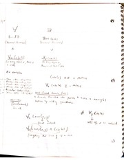 Universal And Existential Quantifier Notes