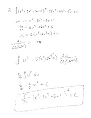 Exam D Solutions on Applied Calculus