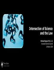 NucE 431 Lecture 8 - Science and the Law.pdf