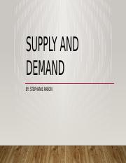 Supply and demand.pptx