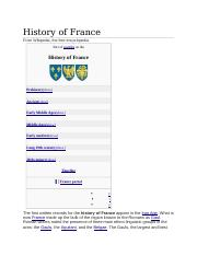 History of France.docx