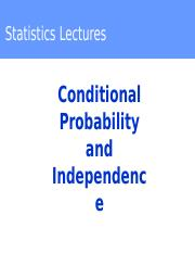 EGMT571-Lecture2-Conditional Probability and Bayes Theorem