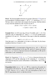 College Algebra Exam Review 345