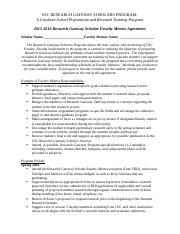 2015-16_Research Gateway _Faculty Mentor Agreement.docx