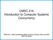 21. ConcurrencyI