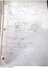 Forces in Mathematics Notes