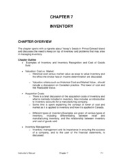 CH07 overview
