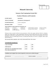 Exam S1 2014 MGW1010_Final.docx