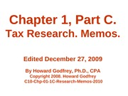 C12-Chp-01-1C-Research-Memos-2012