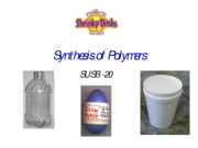 Synthesis of Polymers_144