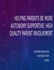 Parent Autonomy Support lesson 8 week 4b.pptx
