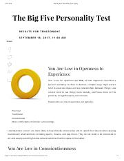 The Big Five Personality Test _ Truity副本.pdf