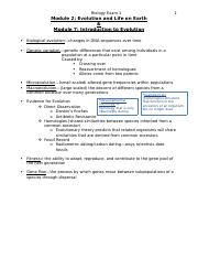 BISC208 Exam 1 Study Guide.docx