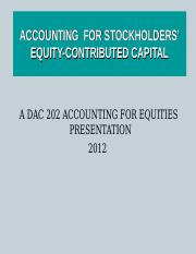 ACCOUNTING_FOR_SHAREHOLDER-_S_EQUITY.ppt