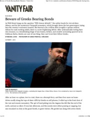 Beware of Greeks Bearing Bonds _ Vanity Fair