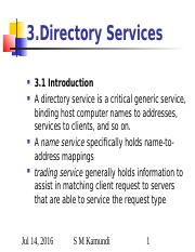 4.0 Directory services.ppt