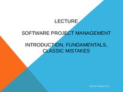 Projects_Software Project Management.ppt