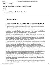 1, The Principles of Scientific Management, by Frederick Winslow Taylor.pdf