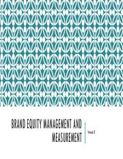 Brand Equity Management and Measurement.pdf