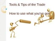 tools-of-the-trade & Future of PR 2011