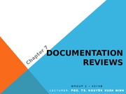 Chapter-7-Documentation-Reviews-HUY.ppt