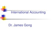 day 24  international accounting 2009 spring v1