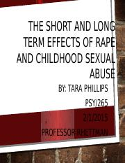childhood sexual abuse.pptx