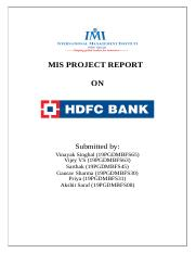 hdfc bank.docx