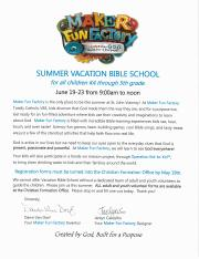 VBS 2017 Letter and Forms copy