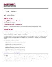 Infosec Learning - TCP-IP Utilities - 2017-01-10(1)