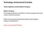 4 Technology Environment and Psycho Social Factors