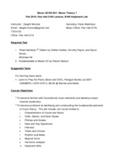 Music 361 Syllabus Fall 2013(1)
