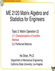 3 2 Partitioned Matrices pdf - California State University