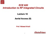 Lect10_Aerial Access(II)