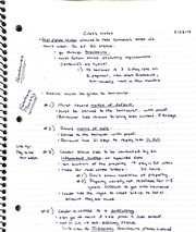Class Notes 02-23-15