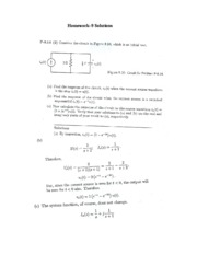 HW #9 Solutions