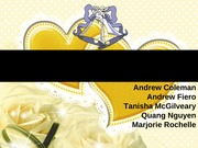 Group Project 2 - Plan A Wedding 2.2 (3).ppt [Autosaved]